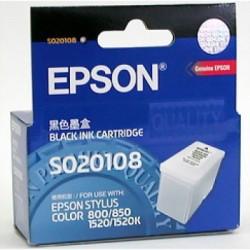 CARTUCHO EPSON S020108 PRETO - EPSON
