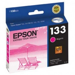 CARTUCHO EPSON T133320 VERMELHO - EPSON
