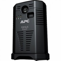 ESTABILIZADOR 500VA TOMADA NOVA HEXUS POWER - APC
