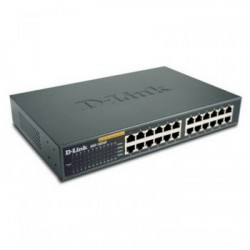 SWITCH 24 PORTAS 10/100 DES-1024D - D-LINK