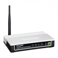 ACCESS POINT 150MBPS C/ 3DBI ANT DEST TL-WA701ND - TP-LINK