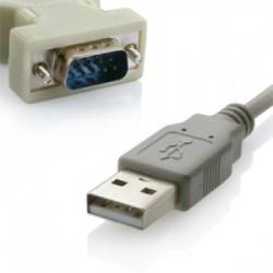 CABO CONVERSOR USB PARA SERIAL WI047 - MULTILASER