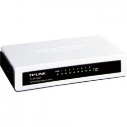 SWITCH 8 PORTAS 10/100MBPS TL-SF1008D - TP-LINK
