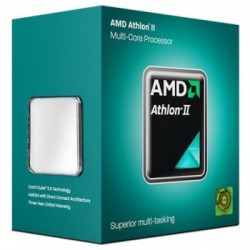 PROCESSADOR AM3 ATHLON II X2 260 DUAL CORE 3.2GHZ BOX - AMD