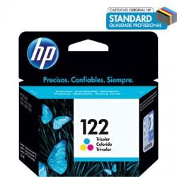 CARTUCHO HP 122 CH562HB COLORIDO - HP