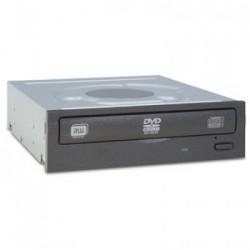 DRIVE DVD-RW SATA PRETO (GRAVADOR DE DVD) IHASS122 - LITE ON