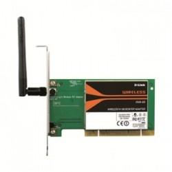 PLACA DE REDE SEM FIO 150MBPS PCI DWA-525 - D-LINK