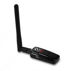 ADAPTADOR  DE REDE SEM FIO USB 300MBPS COM ANTENA DESTACÁVEL ENUWI-1XN42 - ENCORE