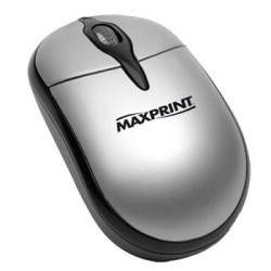 MOUSE ÓPTICO USB 60528-0 - MAXPRINT