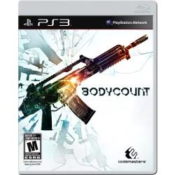JOGO BODYCOUNT PARA PLAYSTATION 3  WGY30569B - SONY