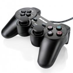 JOYPAD DUAL SHOCK PC PLAYSTATION 2 ANALOGIC JS030 - MULTILASER