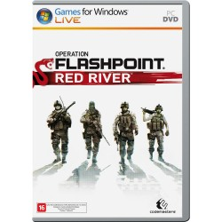 JOGO FLASHPOINT RED RIVER PARA PC - CODEMASTERS