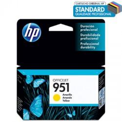 CARTUCHO HP 951 AMARELO CN052AL - HP