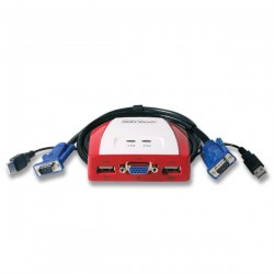 SWITCH KVM 2 PORTAS USB ENKVM-USB - ENCORE
