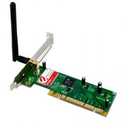 PLACA DE REDE SEM FIO PCI 150MBPS ENLWI-1XN42 - ENCORE