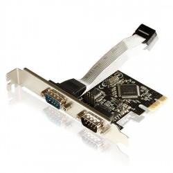 PLACA PCIEXP COM 2 SERIAS 9049 - COMTAC