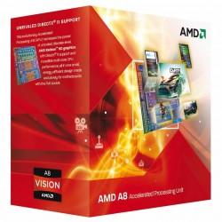 PROCESSADOR FM1 A8 3850  QUADCOR 2.90GHZ 4MB BOX - AMD