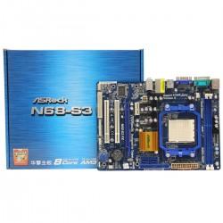PLACA MÃE AM3 / AM3+ N68-S3 FX DDR3 (S/V/R) - ASROCK