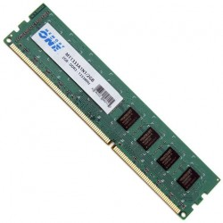 MEMÓRIA 2GB DDR3 1333 MEMORY M1PS1333C9/2GB - ONE