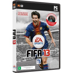 JOGO FIFA 13 PARA PC EA42312P - WARNER BROS
