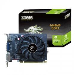PLACA DE VÍDEO PCIEXP 2GB 128-BIT DDR3 GT640 ZOGT640-2GD3H - ZOGIS