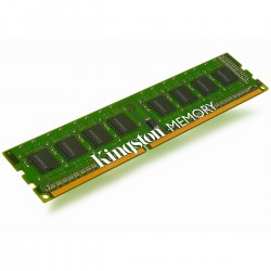 MEMÓRIA 8GB DDR3 1333MHZ CL9 DIMM KVR1333D3N9/8G - KINGSTON