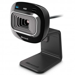 WEBCAM COM MICROFONE 720P FULL HD LIFECAM HD-3000 - MICROSOFT