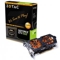 PLACA DE VÍDEO PCIEXP 2GB 192-BIT DDR5 GTX660 ZT-60901-10M - ZOTAC