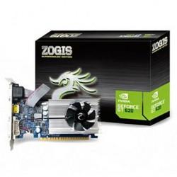PLACA DE VÍDEO PCIEXP 2GB 64-BIT DDR3 GT620 ZOGT620-2GD3H - ZOGIS
