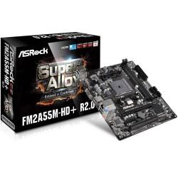 PLACA MÃE FM2 FM2A55M-HD+ DDR3 HDMI (S/V/R) - ASROCK