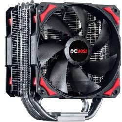 COOLER PARA PROCESSADOR AMD/INTEL ZERO K Z5 120MM PRETO ACZK5120 - PCYES