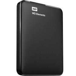 HD EXTERNO 1TB PORTÁTIL ELEMENTS MY PASSPORT ULTRA USB 3.0 WDBUZG0010BBK PRETO - WESTERN DIGITAL