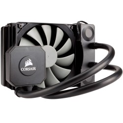 COOLER D´ AGUA WATERCOOLER HYDRO SERIE HIGH PERFORMANCE H45 CW-9060028-WW - CORSAIR