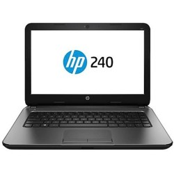 NOTEBOOK 240G4 CORE I3 5005U 4GB DDR3 500GB DVD-RW WINDOWS 10 SL PRETO - HP