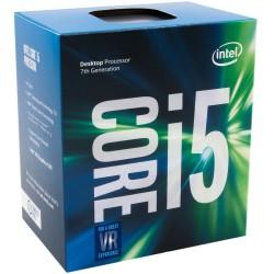 PROCESSADOR 1151 CORE I5 7400 3.0GHZ 6MB HD GRAPHICS BX80677I57400 - INTEL