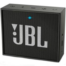 CAIXA DE SOM PORTÁTIL 3,0W RMS BLUETOOTH GO JBLGOBLK PRETO - JBL