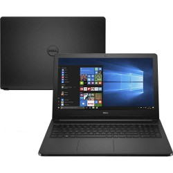 NOTEBOOK INSPIRON I15-5566-A10P INTEL I3 4GB 1TB TELA 15.6