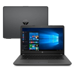 NOTEBOOK HP 246 G6 14P I3-6006U 4GB 500GB TELA 14